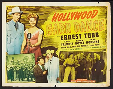 Dvd downloads free movie Hollywood Barn Dance by none [720