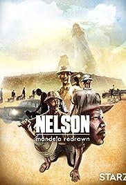 Nelson Mandela Redrawn Poster