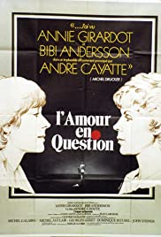 Question of Love Poster