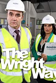 The Wright Way Poster - TV Show Forum, Cast, Reviews