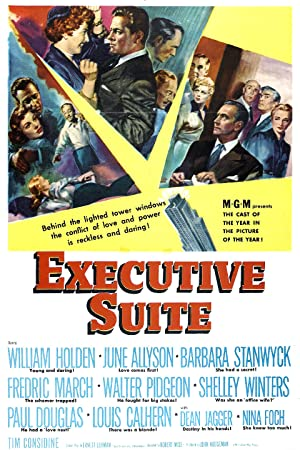 Where to stream Executive Suite