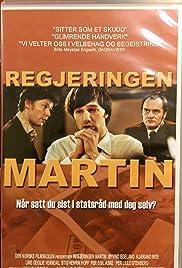 Regjeringen Martin Poster