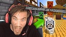 Lo impensable sucedió en Minecraft