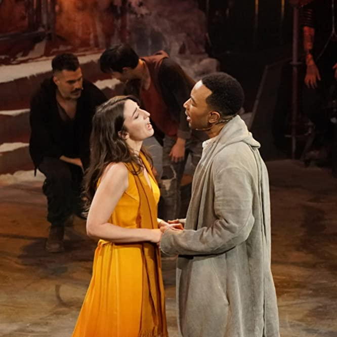 Sara Bareilles and John Legend in Jesus Christ Superstar Live in Concert (2018)
