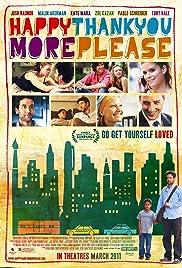 Happythankyoumoreplease Poster