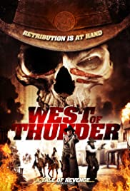 West of Thunder Poster