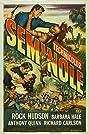 Seminole (1953) Poster