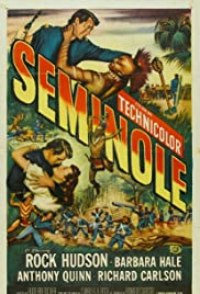 Seminole (1953) Poster - Movie Forum, Cast, Reviews