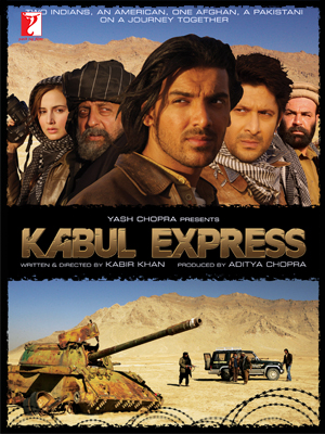 Kabul Express 2006 Hindi Movie WebRip 300mb 480p 900mb 720p