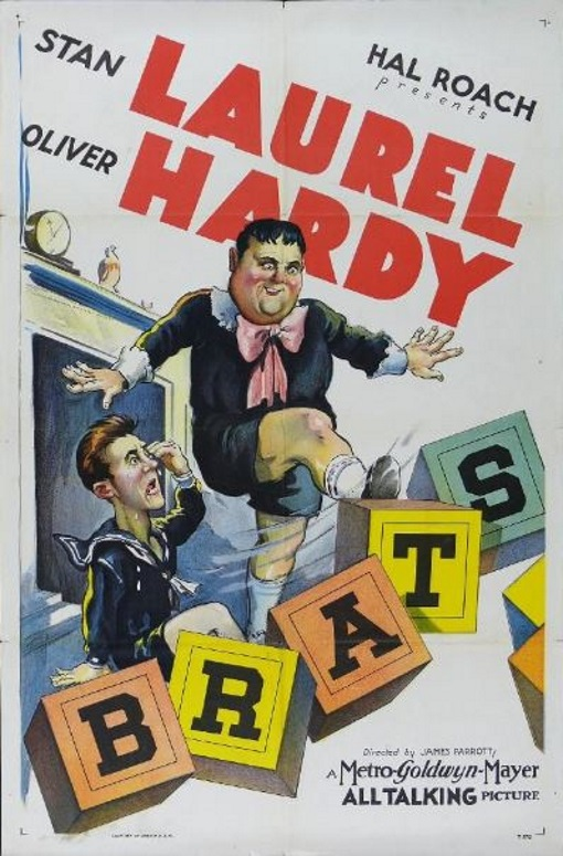 Brats (1930) DVDRip