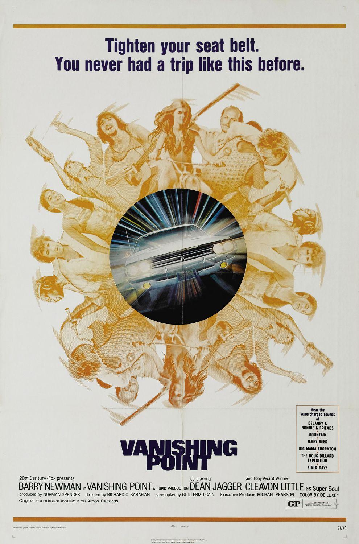 Vanishing Point (1971) - IMDb