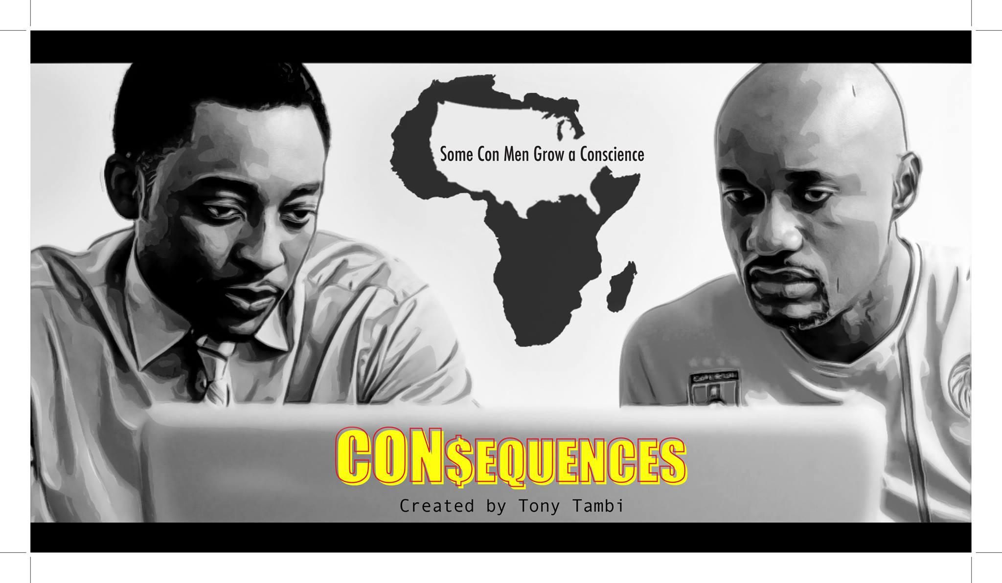Bambadjan Bamba and Tony Tambi in Consequences (2017)