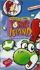 Site to download mobile movie Super Mario World 2: Yoshi\'s Island - A Magical Tour of Yoshi\'s Island  [1920x1200]