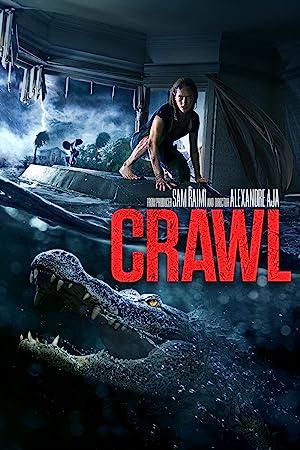 Where to stream Crawl