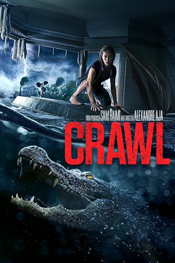 Crawl (2019) Hindi Dual HDRip 720p ESubs DL