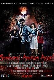Sembunyi: Amukan azazil Poster