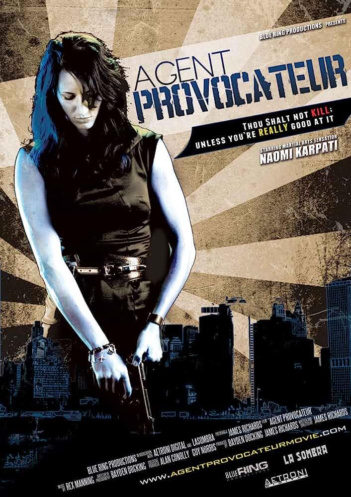 Agent Provocateur (2012) Hindi Dubbed