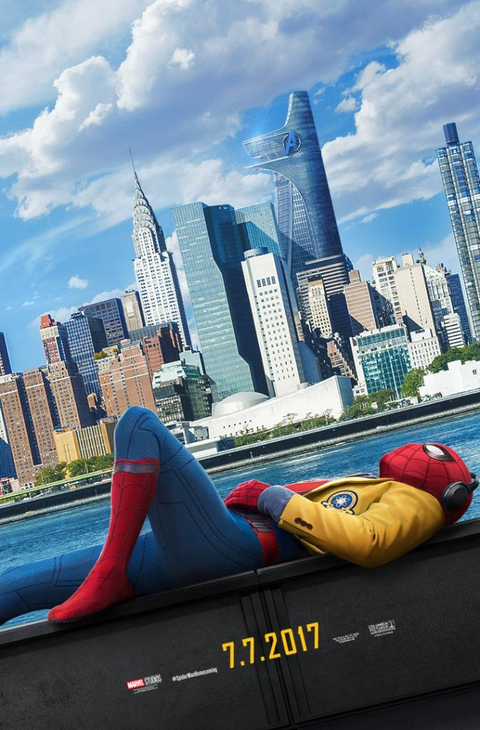 Spider-Man: Homecoming (2017) New English Movie Download