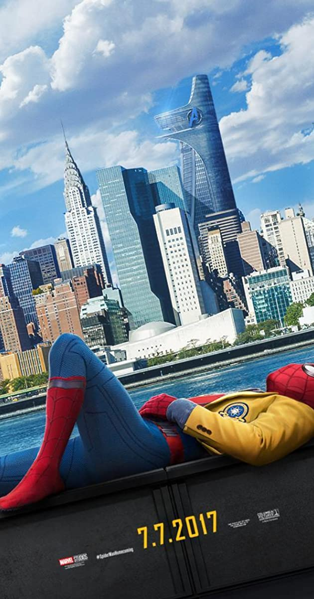 Free Download Spider-Man: Homecoming Full Movie