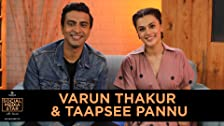 'Estrella de las redes sociales con Janice' E02: Taapsee Pannu y Varun Thakur