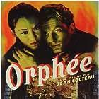 María Casares and Jean Marais in Orphée (1950)