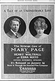 The Strange Case of Mary Page Poster