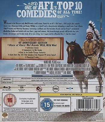 grande vente de liquidation meilleur prix ventes spéciales Blazing Saddles (1974)