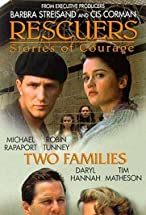 Primary image for Rescuers: Stories of Courage: Two Families