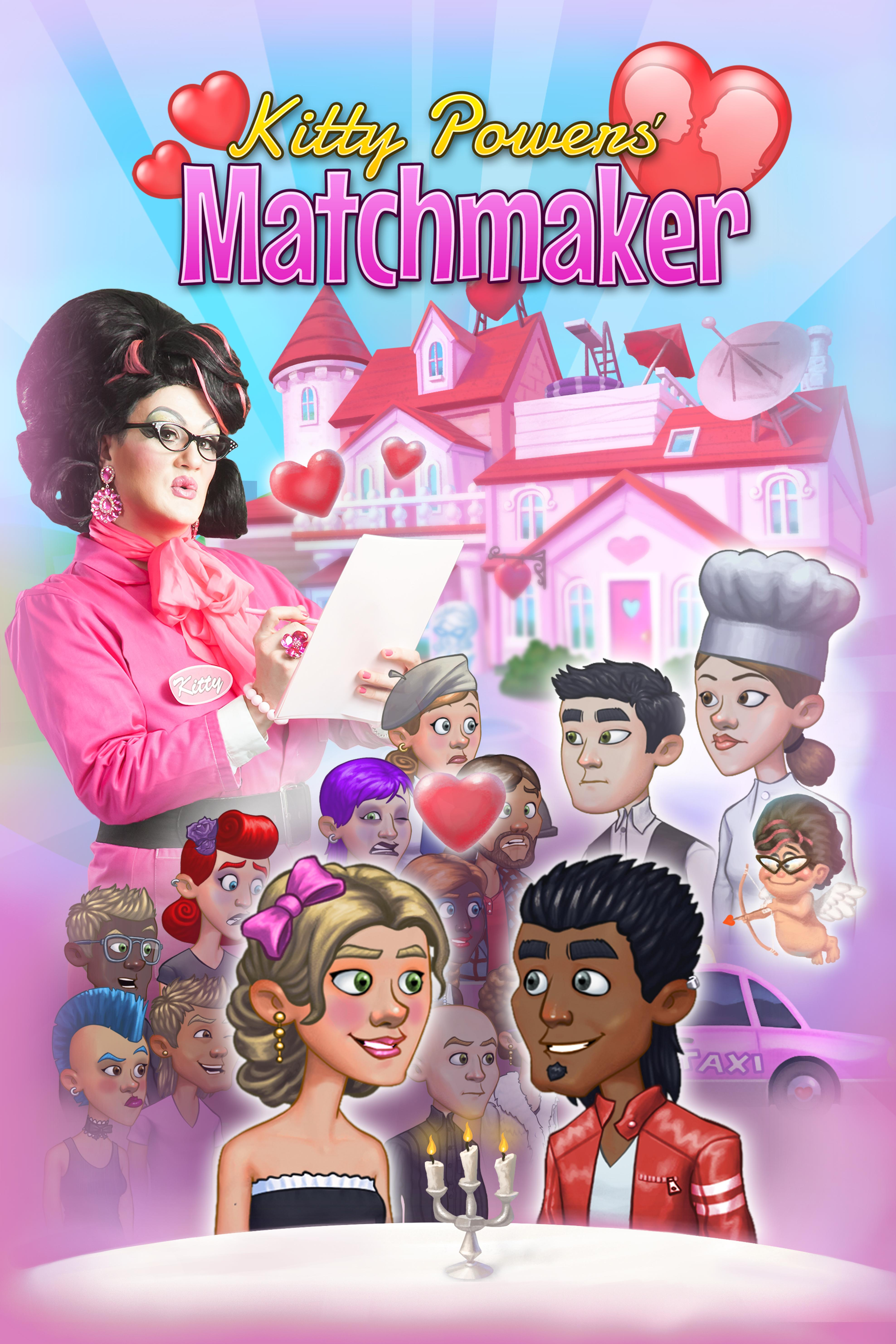 girls go games kitty powers matchmaker