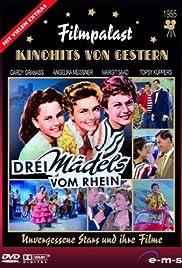 Drei Mädels vom Rhein Poster