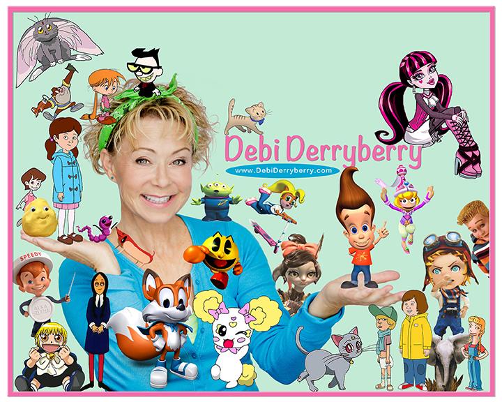 Debi Derryberry deviantart