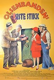 Olsenbandens siste stikk Poster