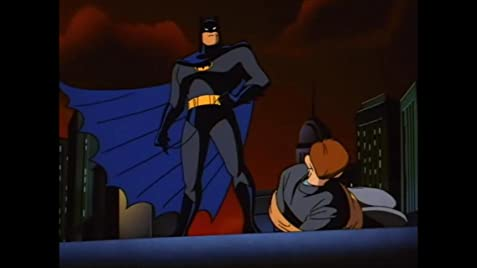 Batman: The Animated Series (TV Series 1992–1995) - IMDb