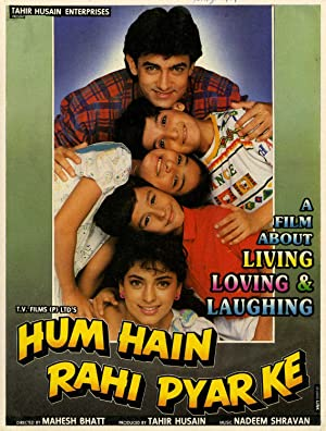Aamir Khan Hum Hain Rahi Pyar Ke Movie