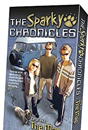 The Sparky Chronicles: The Map Poster