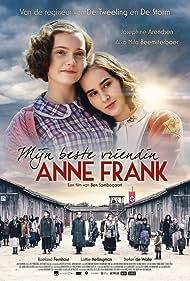 Aiko Beemsterboer and Josephine Arendsen in My Best Friend Anne Frank (2021)