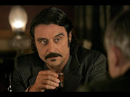 """No Small Parts"" IMDb Exclusive: ""American Gods"" Star Ian McShane"