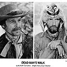 Keith Carradine and Harry Dean Stanton in Dead Man's Walk (1996)