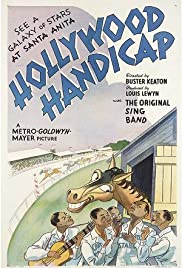 Hollywood Handicap Poster