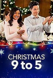 Christmas 9 to 5 Poster