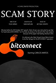 Scam Story Poster