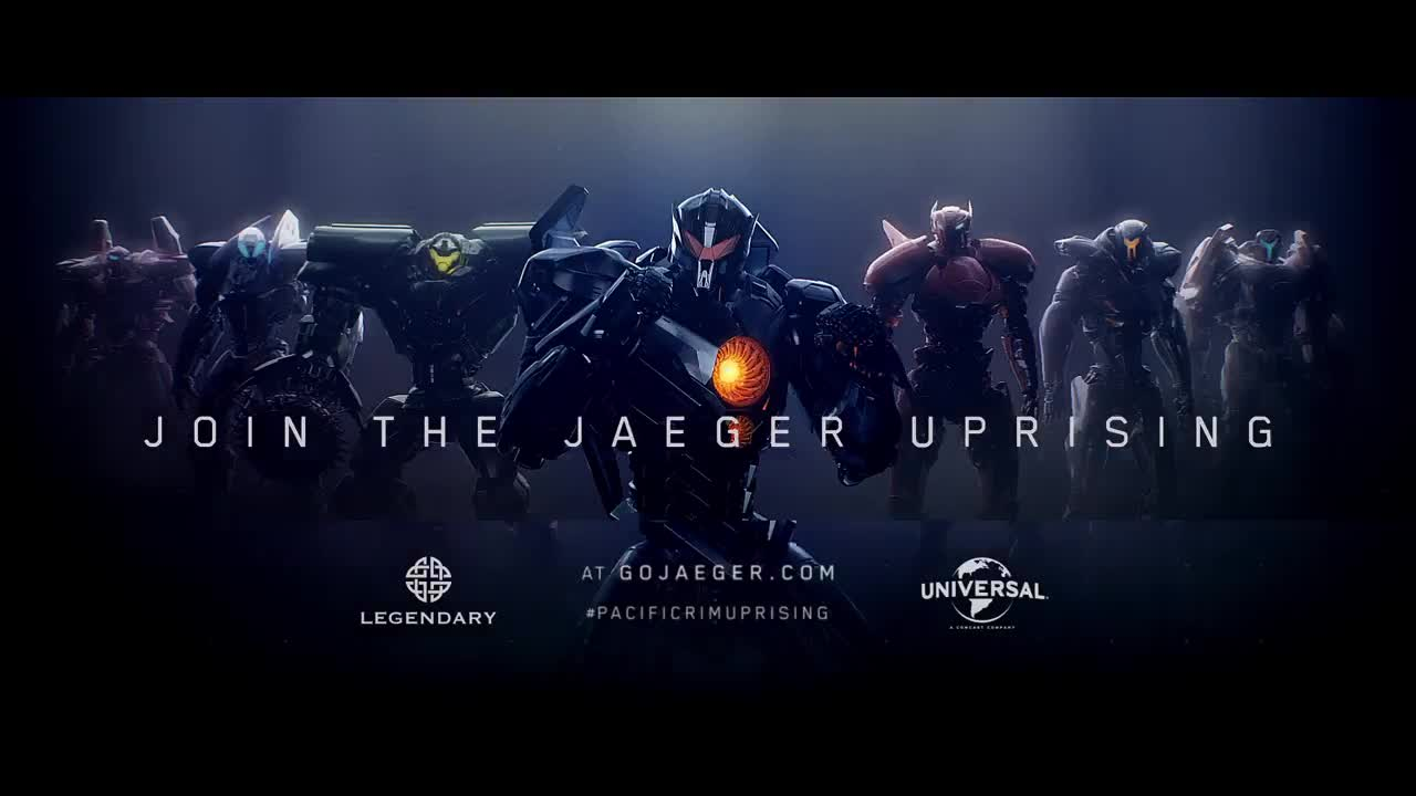 Join The Jaeger Uprising From Pacific Rim Uprising 2018