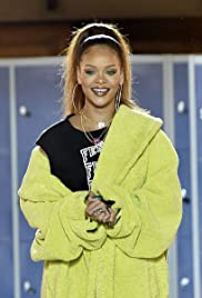 check out a035f 3e8c4 Rihanna - Fenty X Puma - Paris Fashion Week (TV Movie 2017 ...
