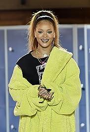 check out 7679d 7a9e1 Rihanna - Fenty X Puma - Paris Fashion Week (TV Movie 2017 ...