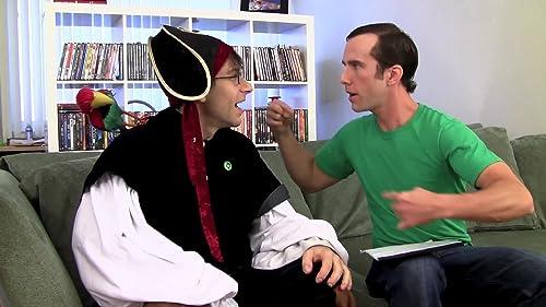 """""""Robot, Ninja & Gay Guy"""" Trailer - Robot's ADVENTURE"""
