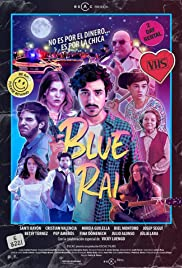 Blue Rai Poster