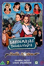 LasseMajas detektivbyrå - Stella Nostra Poster