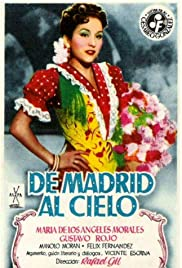 De Madrid al cielo Poster