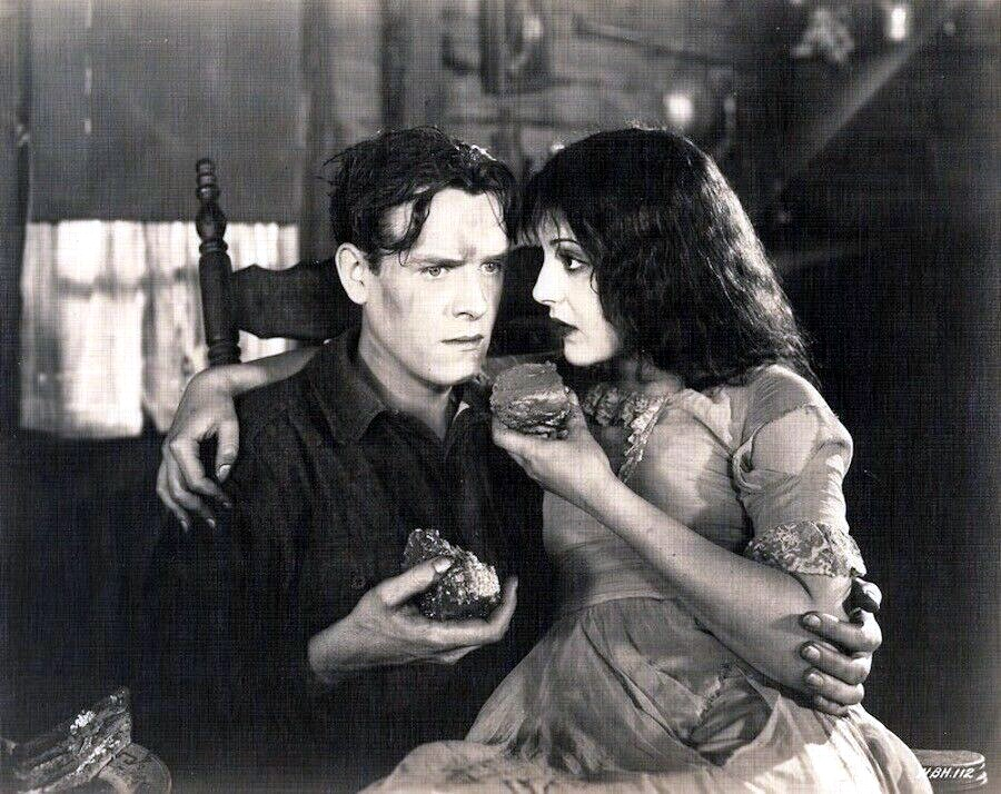 John Harron and Patsy Ruth Miller in Hell-Bent for Heaven (1926)