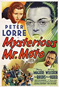 Mysterious Mr. Moto (1938) Poster - Movie Forum, Cast, Reviews
